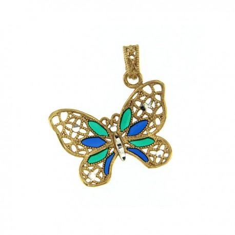 Ciondolo Butterfly
